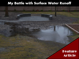 Surface Water Runoff