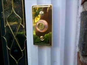 Doorbell Push Button