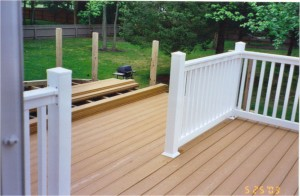 Deck Construction Photo 7 - Decking and Railings