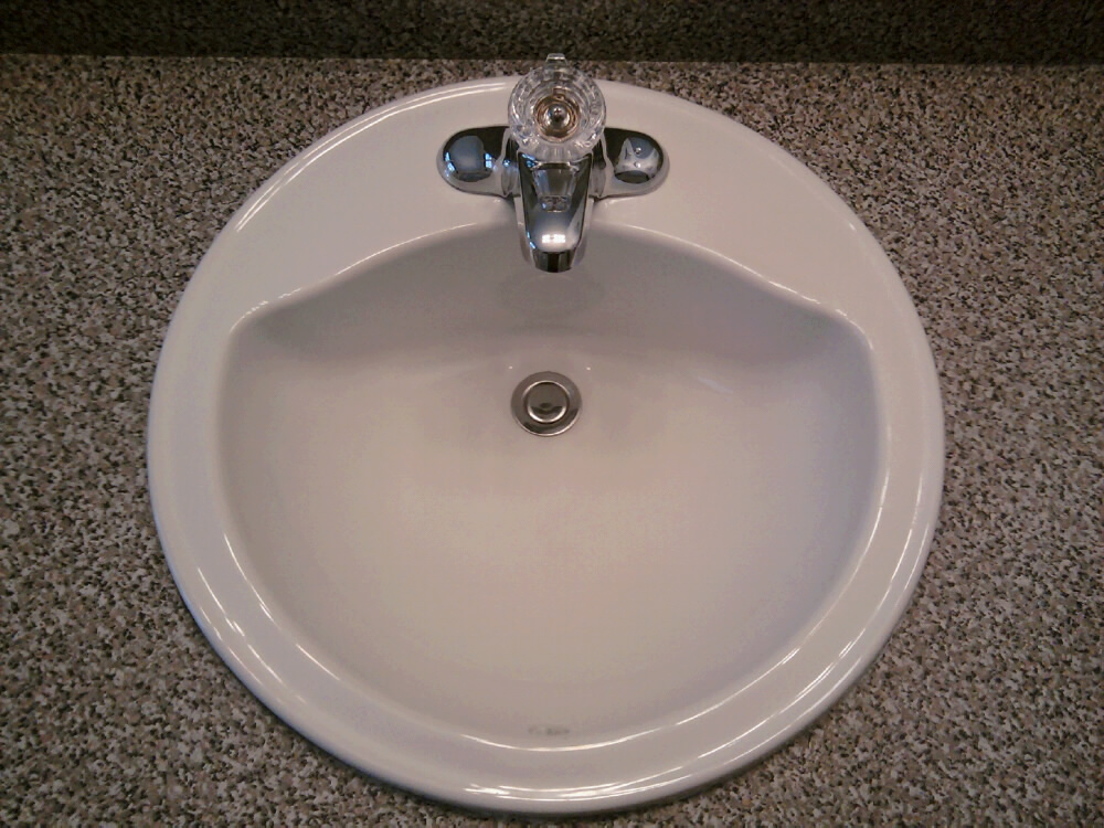 Replacing a Bathroom Faucet and Drain