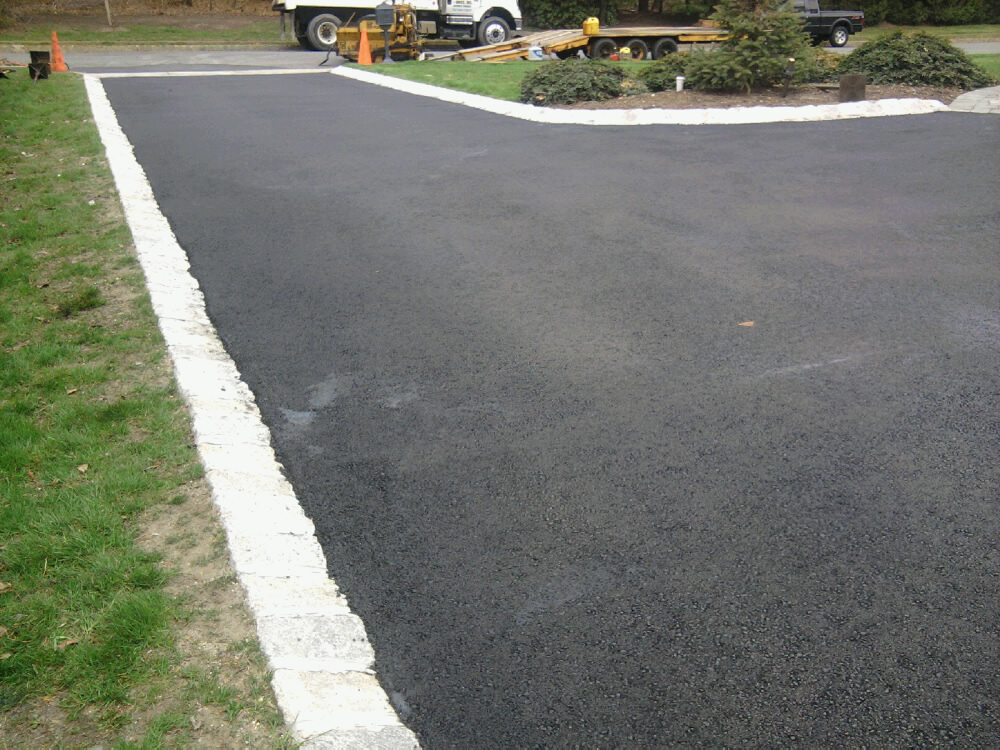Paving An Asphalt Driveway All About The House