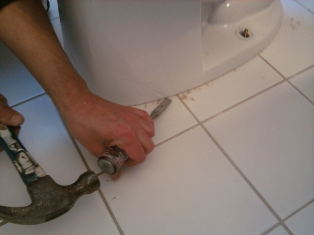 Replacing A Bathroom Toilet All About The House