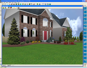 Front Yard Landscape Visualization