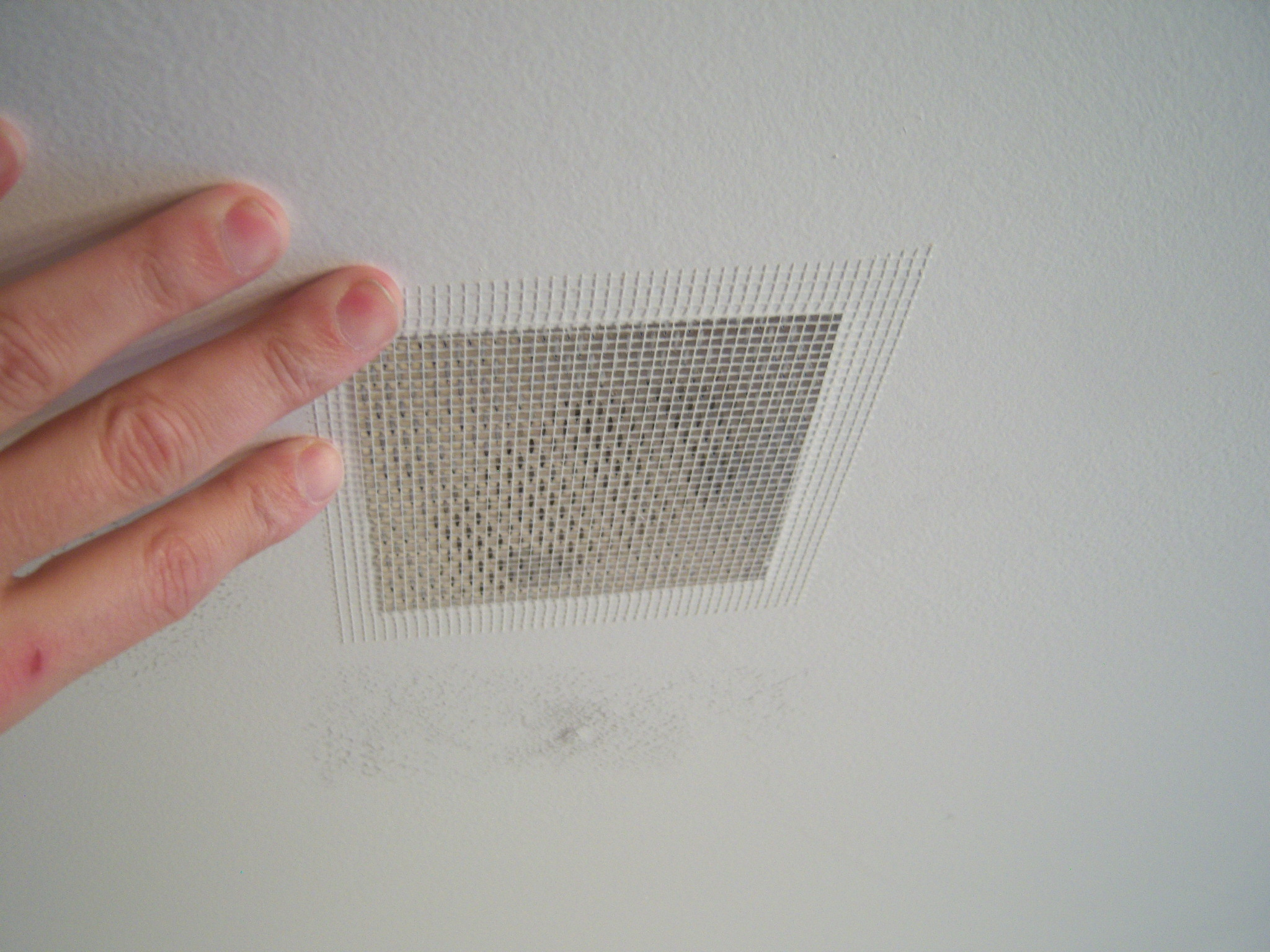 How to Patch a Ceiling Hole how-tos DIY