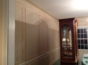 Decorative Molding Trim Work Shadow Boxes