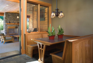 Small House Plan Dining Area Design and Decor