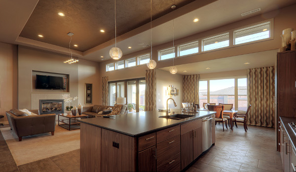 Downsizing interior design tips for small house plans for Downsize home plans