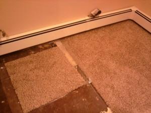 Starting Carpet Tiles in the Best Corner