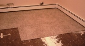 Carpet Tiles for a Quick Home Rehab