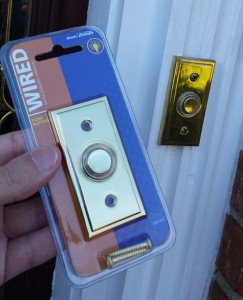 Replacement Doorbell Button