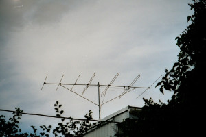 Home Roof Television Antenna