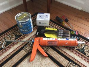 Wireless Doorbell Preparation Tools