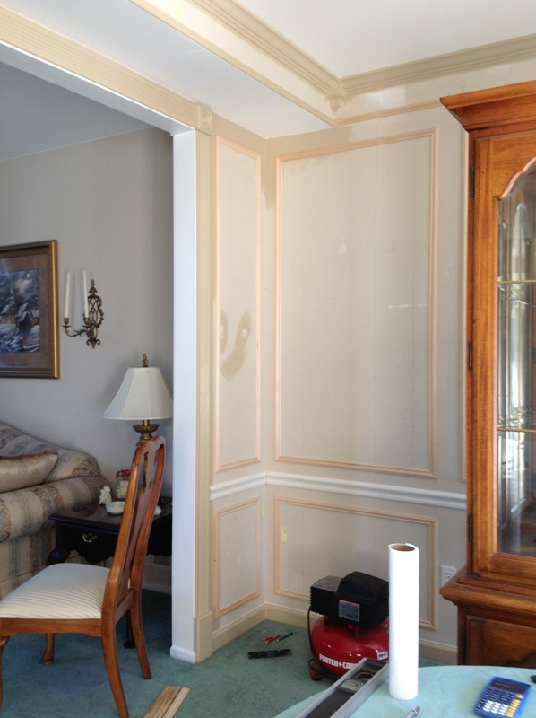 Room Construction Design: Trim Work Design Tips: From Casing To Crown Molding