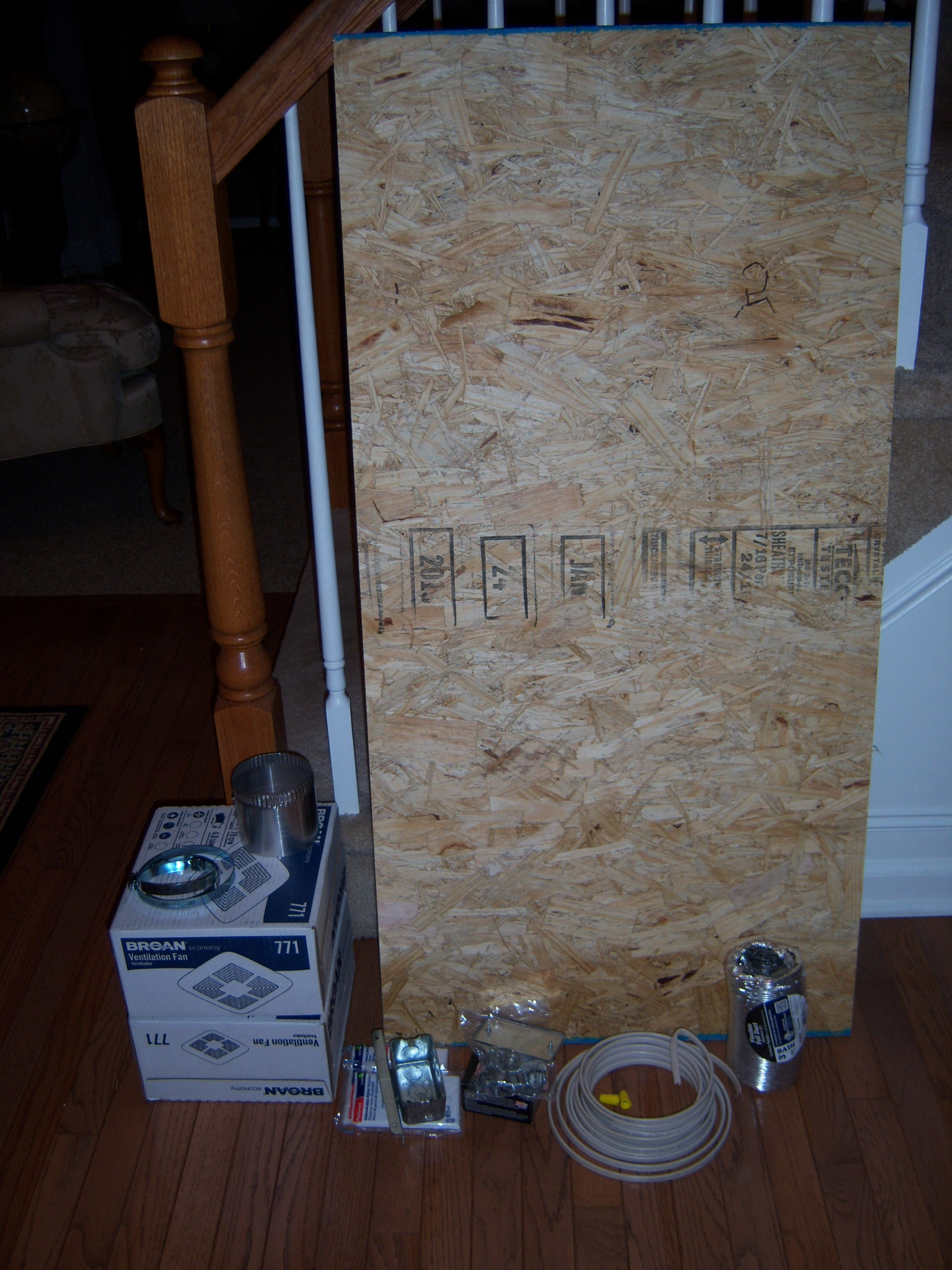 Installing A Bathroom Ventilation Fan All About The House